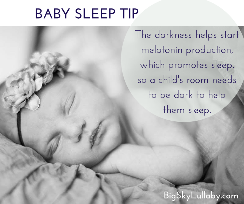 baby sleep tip