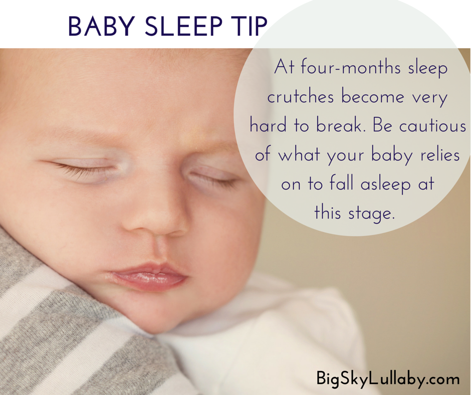 baby sleep habits