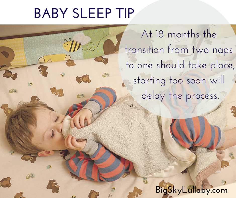 Toddler nap tip