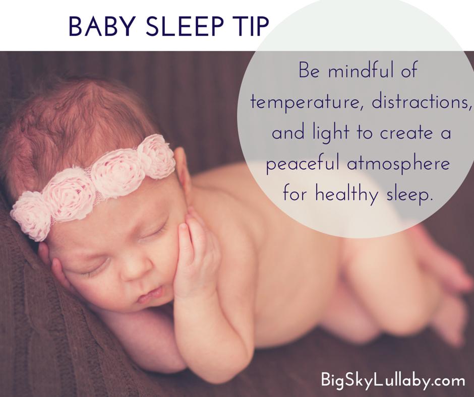 baby nursery tip
